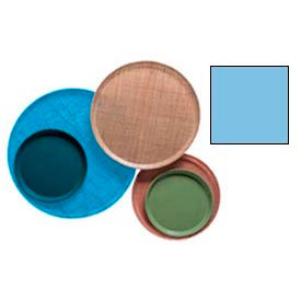 """Cambro 1100518 - Camtray 11"""" Round,  Robin Egg Blue - Pkg Qty 12"""