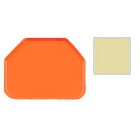 "Cambro 1418TR536 - Camtray 14"" x 18"" Trap,  Lemon Chiffon - Pkg Qty 12"