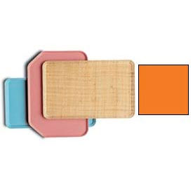 Cambro 3853222 - Camtray 38 x 53cm Metric, Orange Pizazz - Pkg Qty 12