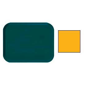 "Cambro 46504 - Camtray 4"" x 6"" Rectangle,  Mustard - Pkg Qty 12"