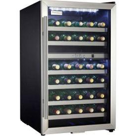 Danby® DWC114BLSDD - Wine Cooler, 38 Bottle Capacity