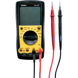 Sperry DM6450 9 Function Digital Multimeter