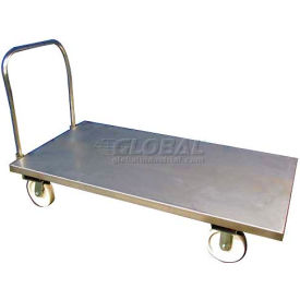 DC Tech Stainless Steel Platform Truck with Handle TK101011