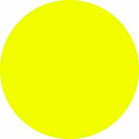 "Bright Yellow Discs 3/4"" Dia."