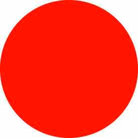 """Fluorescent Red 3"""" Dia. Discs"""