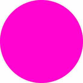 "Fluorescent Pink 4"" Dia. Discs"