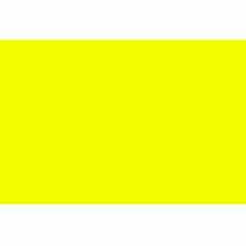 "2-3/4"" x 4"" Bright Yellow Rectangle"