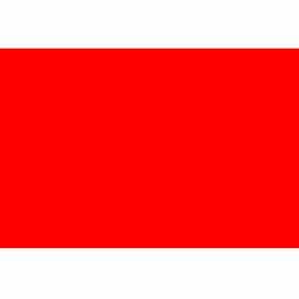 "4"" x 6"" Standard Red"
