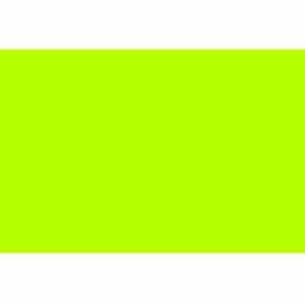 """5 x 7"""" Fluorescent Green"""