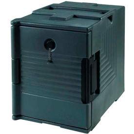 """Winco IFT-1 Insulated Food Transporter, 2-1/2"""" - 8"""" Deep Pans, Polypropylene, Green"""