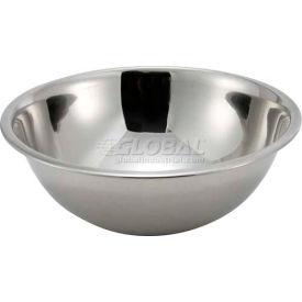 "Winco MXB-150Q Mixing Bowl, 1-1/2 Qt, 8""D - Pkg Qty 24"