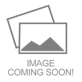 "Winco PSS-15K Solid Serving Spoon, 15""L, Polycarbonate, Black"
