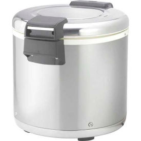 Winco RW-S450 Electric Rice Warmer, 100 Cup- Pkg Qty 1