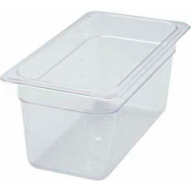 "Winco SP7306 1/3-Size Food Pan, 6""H, -40°F to 210°F, Polycarbonate - Pkg Qty 6"