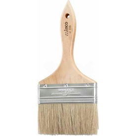 "Winco WBR-40 Pastry Brush, 4""W, Wood handle - Pkg Qty 24"