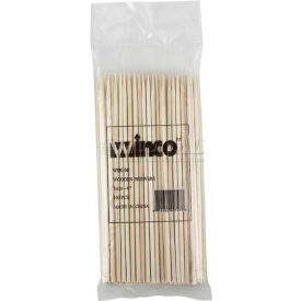 "Winco WSK-06 Bamboo Skewers, 6""L - Pkg Qty 30"