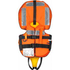 VeleriaSan Giorgio VSBS15M VSG Life Jacket, SOLAS/MED, Orange, Baby