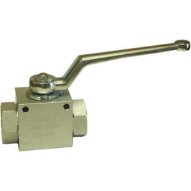 Dynamic DE2-14-NPT, High Pressure Ball Valve 1/4