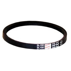V-Belt, 21/32 X 26 In., 5L260, Light Duty Wrapped
