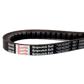 V-Belt, 1/2 X 74.2 In., AX72, Raw Edge Cogged