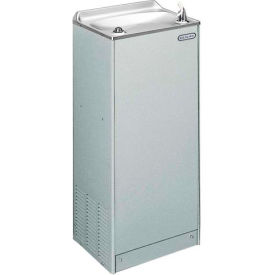 Elkay Deluxe Floor Water Filtered Water Cooler, Light Gray Granite, 115V, 60Hz, 5 Amps, LFAE8L1Z