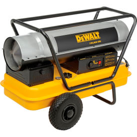 Dewalt 174 Heavy Duty Forced Air Kerosene Heater Dxh190hd