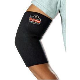 Ergodyne® 650 Neoprene Elbow Sleeve, Black, 2XL