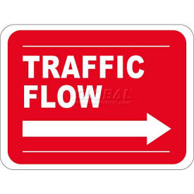 "Durastripe 30""X21"" Rectangle - Traffic Flow"
