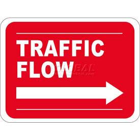 "Durastripe 50""X32"" Rectangle - Traffic Flow"