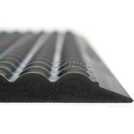 Ergomat® AB Classic Anti-Static Anti-Fatigue Mat, 4' X 9', Gray