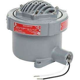 Federal Signal 31X-120-3 Horn, 120VAC, explosion-proof