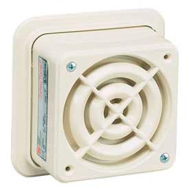 "SelecTone de Federal Signal de 50GC-120BG; signal, 120VAC, 4"" carré, beige"