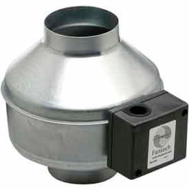 """4"""" In-Line Duct Fan With Metal Housing 170 CFM"""