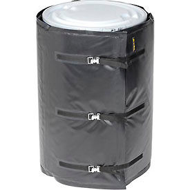 Powerblanket® Insulated Drum Heater BH55RR-100 55 Gallon Capacity 100°F Fixed