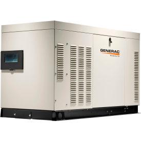 Generac RG02224ANAX, 22kW, Single Phase, Liquid Cooled Quietsource Generator, NG/LP, Alum. Enclosure