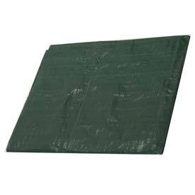 12' x 25' service moyen 4,5 oz Tarp, vert forêt - G12x25