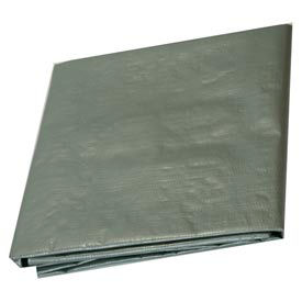 15' x 30' Medium Duty 6 oz. Tarp, Silver - S15x30
