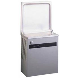 Halsey Taylor Simulated Recessed Cooler, HBW8A-Q (SS)
