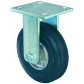 Hamilton® Cush-N-Flex Forged Rigid 10 x 2-3/4 Super-Flex Roller 700 Lb. Caster