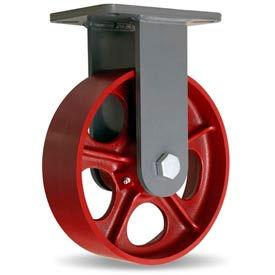 Hamilton® Champion™ Forged Rigid 10 x 3 Metal Tapered 2600 Lb. Caster