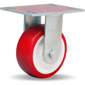 Hamilton® General Service Rigid 5 x 2 Poly-Tech Roller 900 Lb. Caster