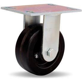 Hamilton® General Service Rigid 5 x 2 Plastex Roller 900 Lb. Caster