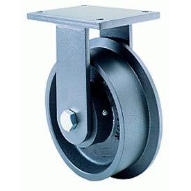 Hamilton® Workhorse Forged Rigid 3-1/2 x 1-7/8 S.F. Track Roller 500 Lb. Caster