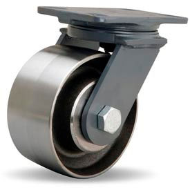 Hamilton® Ext Service Forged Swivel 6 x 3 Forged Ball 2400 Lb. Caster