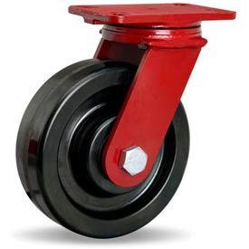 Hamilton® ForgeMaster™ Swivel 8 x 2-1/2 Plastex Roller 2000 Lb. Caster
