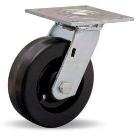 Hamilton® Medium Service Swivel 6 x 2 Plastex Roller 900 Lb. Caster