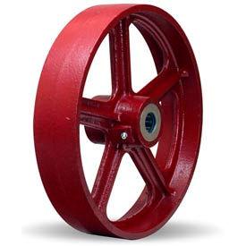 """Hamilton® Metal Wheel 12 x 2-1/2 - 1"""" Roller Bearing"""