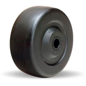 "Hamilton® Ebonite Wheel 3 x 1-1/4 - 3/8"" Oilless Bearing"