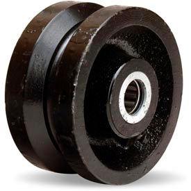 """Hamilton® V-Groove Wheel 4 x 2 - 3/4"""" Roller Bearing"""