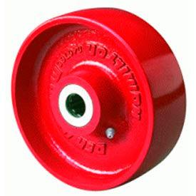 "Hamilton® Metal Wheel 8 x 2 - 1-7/16"" Plain Bearing"